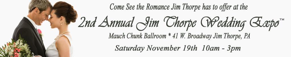 Jim Thorpe Bridal Expo
