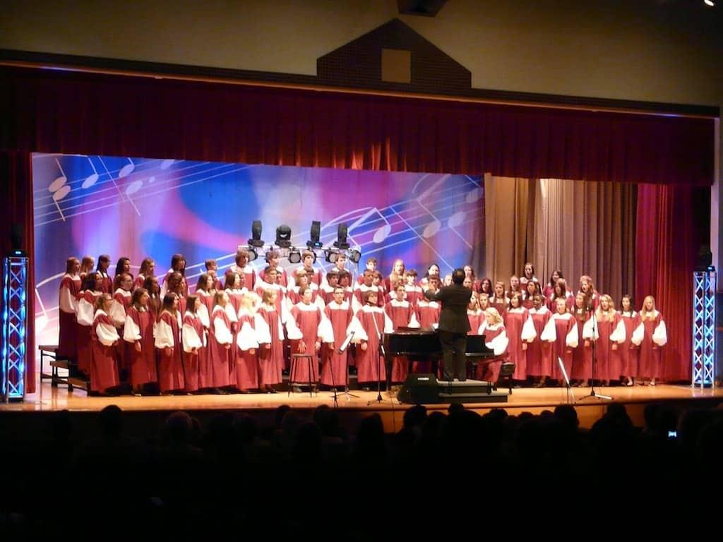 LAHS Choir Concert 5/20/12