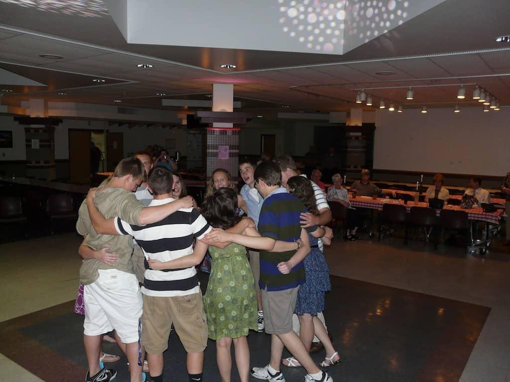 LAHS NHS Banquet 5/19/12