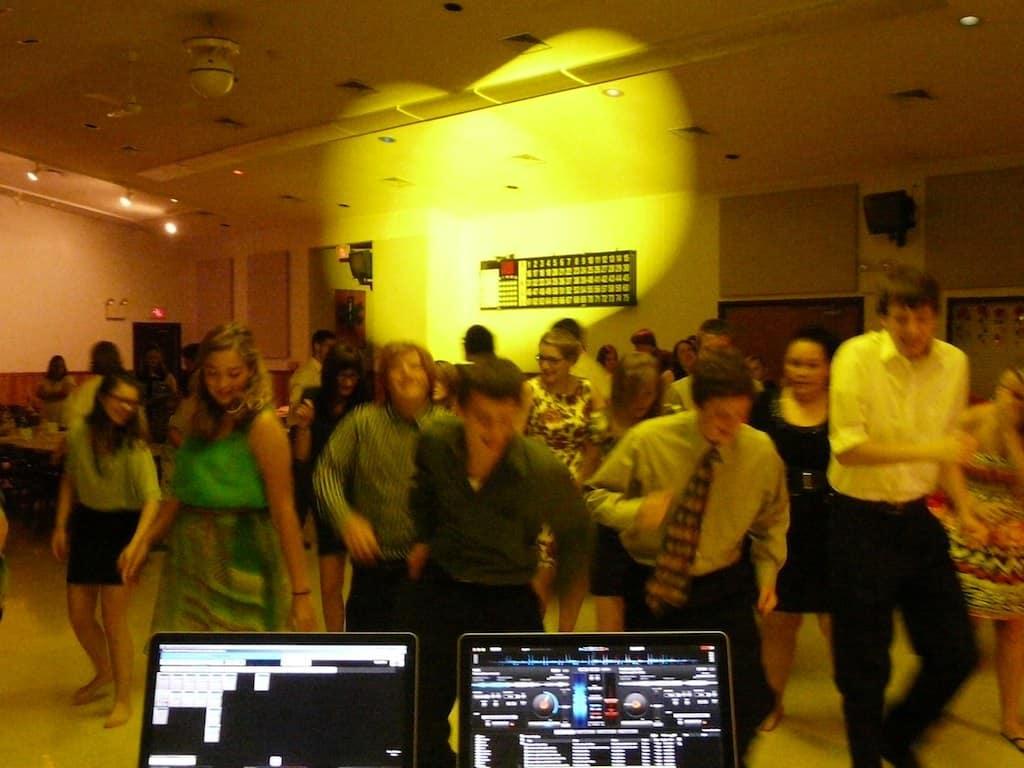 LAHS Choir Banquet 5/31/12