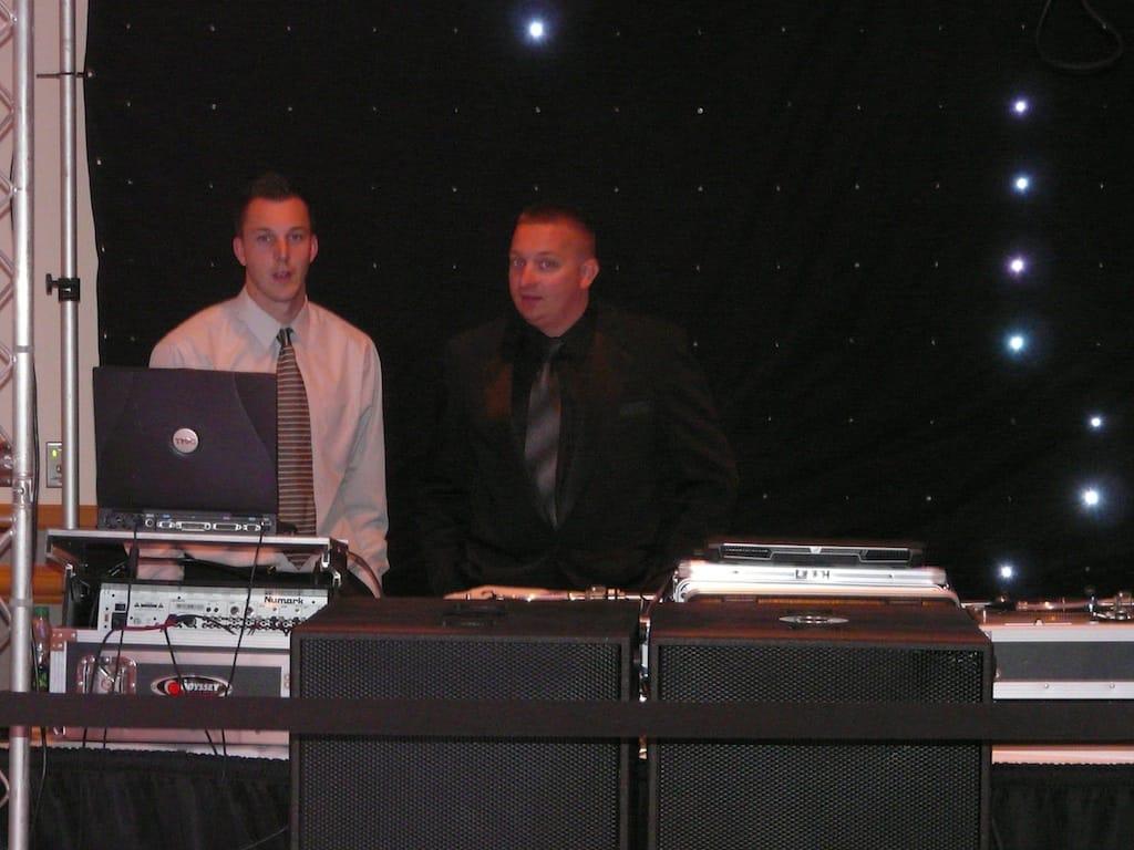Laser DJ's Crew