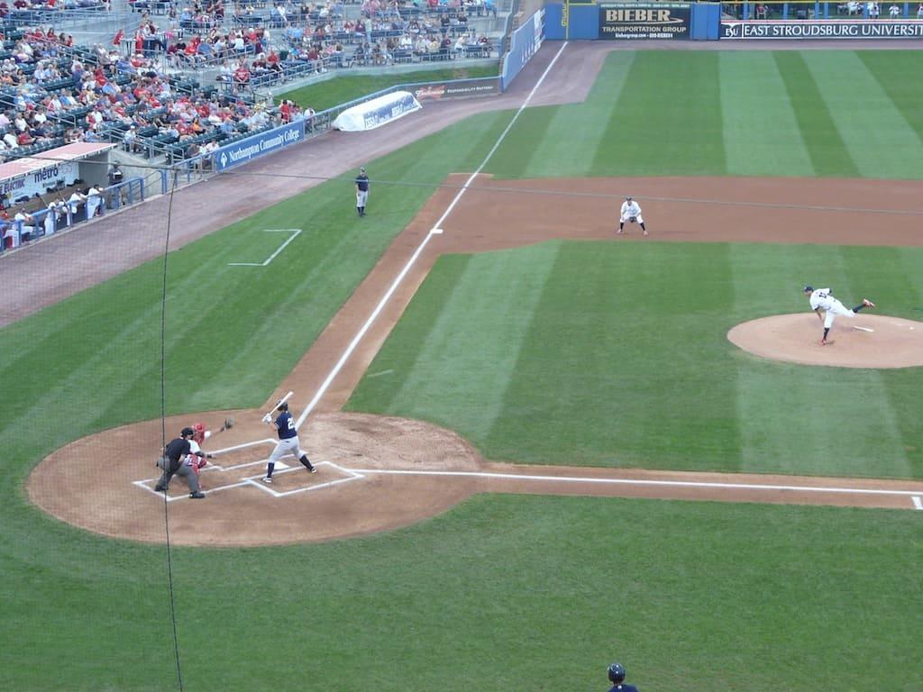 IronPigs vs. Yankees