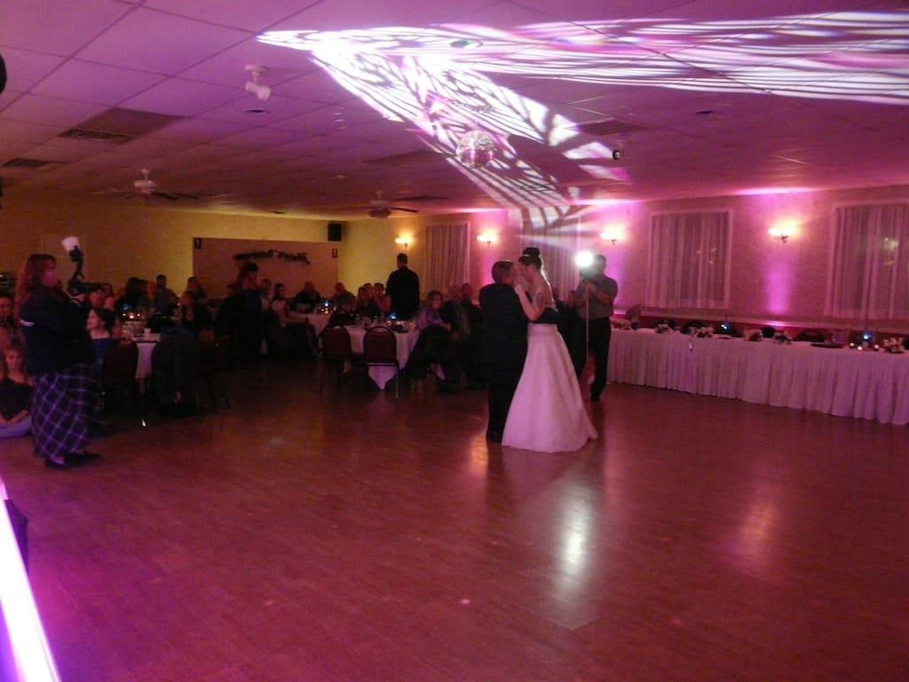 Bride & Father Dance