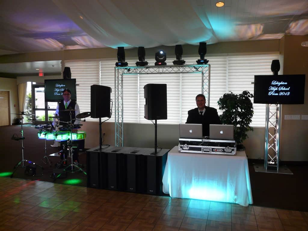 Dj Set Ups : lahs prom 5 10 13 stevie ray entertainment ~ Vivirlamusica.com Haus und Dekorationen