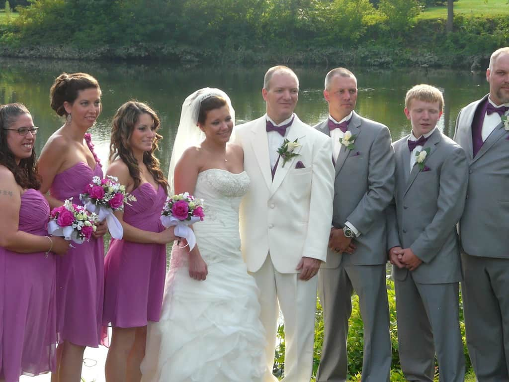 Scott & Kerstin's Wedding 7/27/13