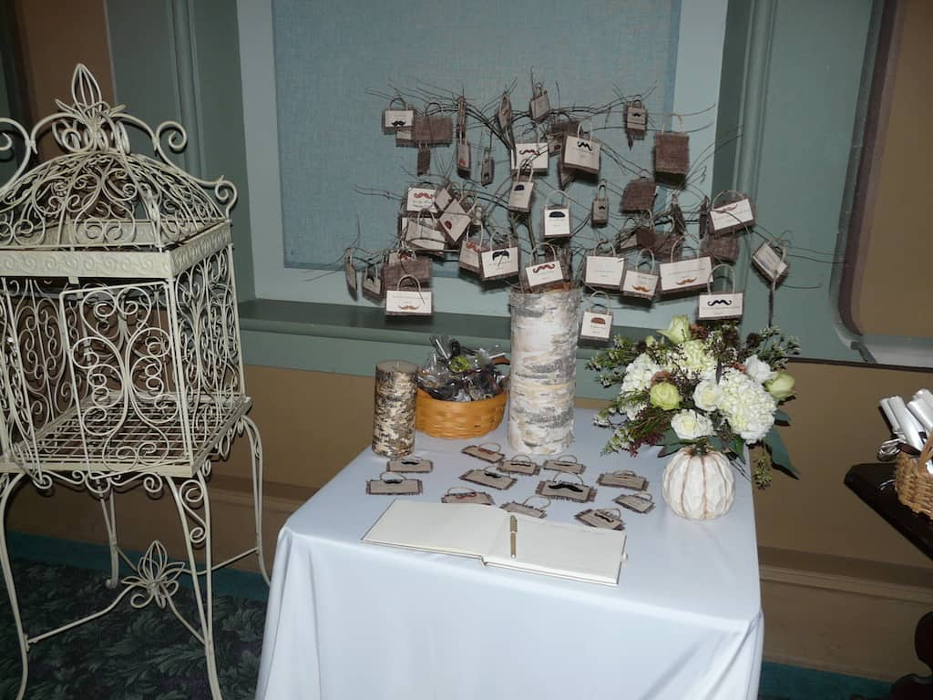 Place Card Tree