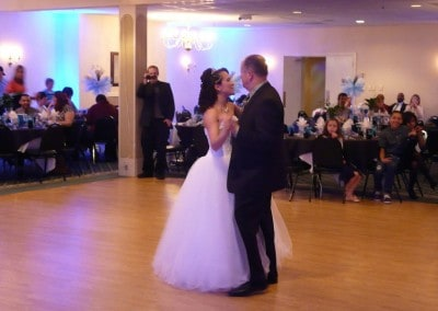 Step Father/Daughter Dance