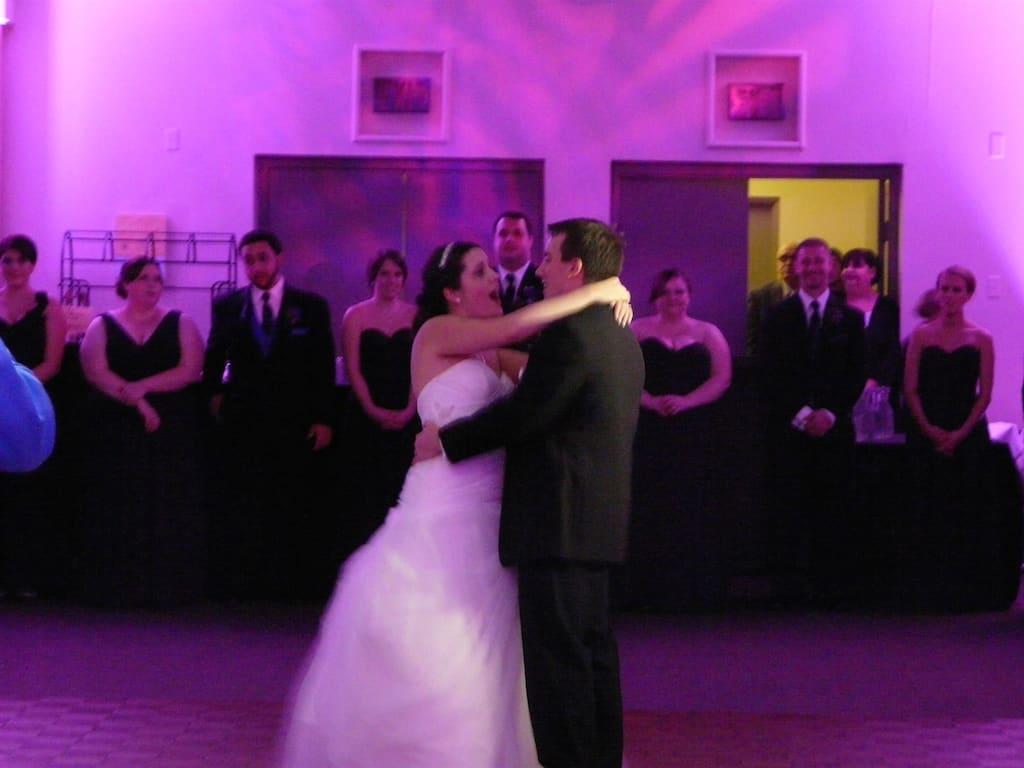 Brian & Courtney's Wedding 11/8/14