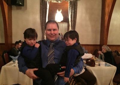 Shane, Wyatt & Stevie Ray