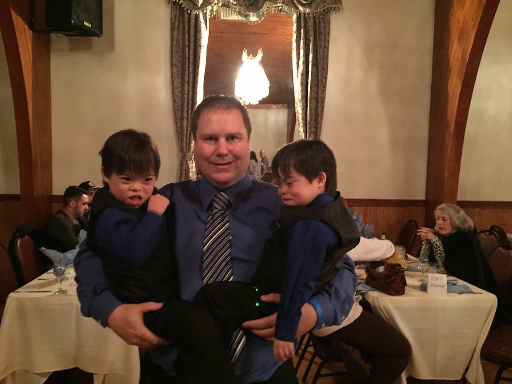 Shane and Wyatt Down Syndrome Foundation 3/21/15
