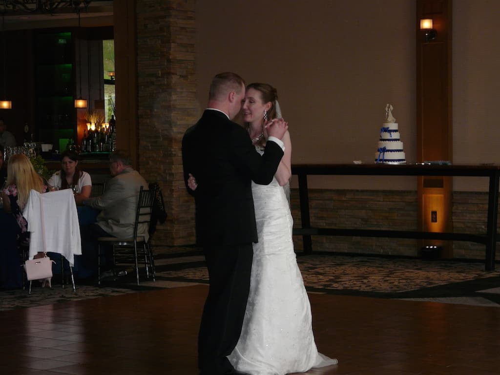 Brian & Melissa's Wedding 5/15/15