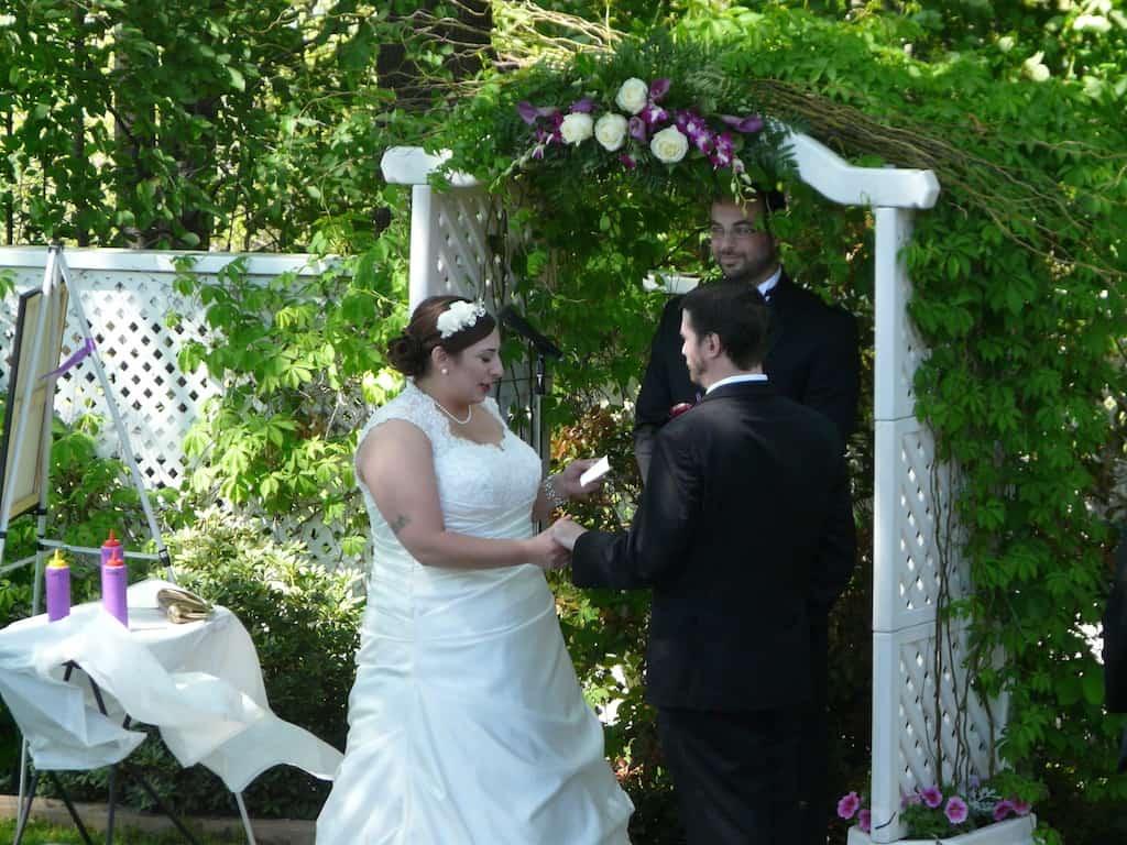 Cameron & Dina's Wedding 5/23/15