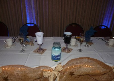 Bride & Groom Drinkware