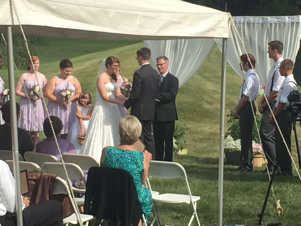 Joshua & Bethany's Wedding 8/8/15