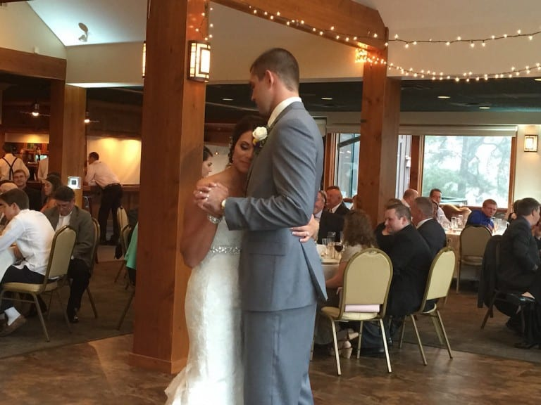 Brandon & Rebecca's Wedding 9/12/15