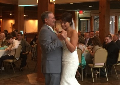 Bride & Father