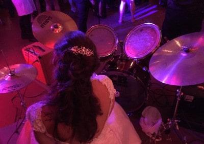 Bride Drummer