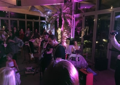 Bride/Groom Band