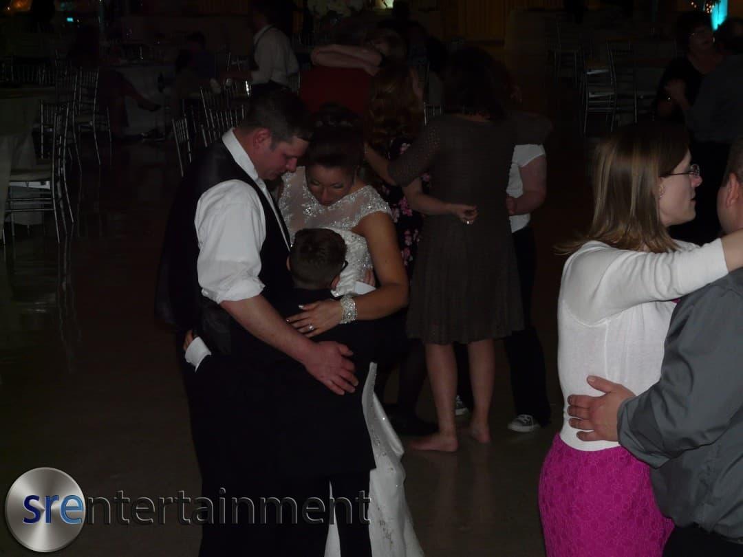 Aaron & Lindsey's Wedding 4/2/16