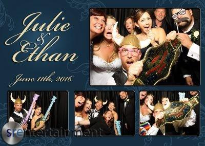 Ethan & Julie's Wedding 6/11/16