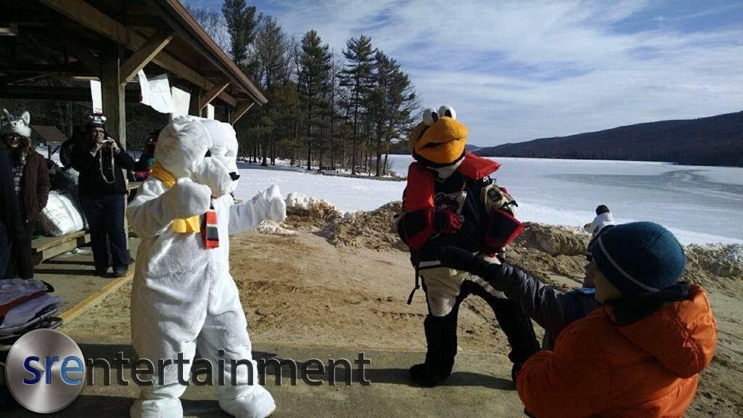 St Joseph Regional Academy Polar Plunge 1/30/16