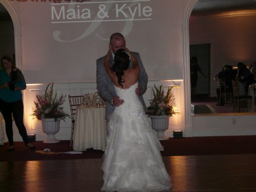 Kyle & Maia's Wedding 5/21/16