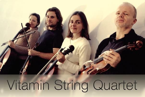 Music Monday – Vitamin String Quartet