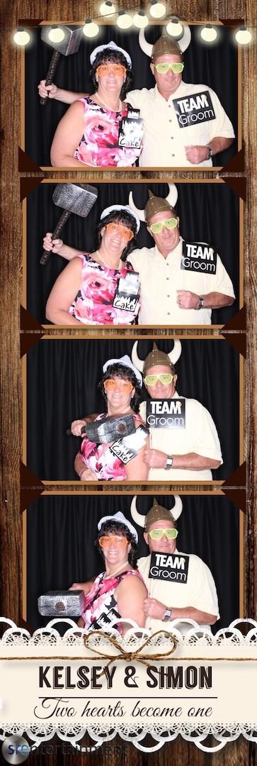 Simon & Kelsey's Wedding 7/8/17 | Stevie Ray Entertainment