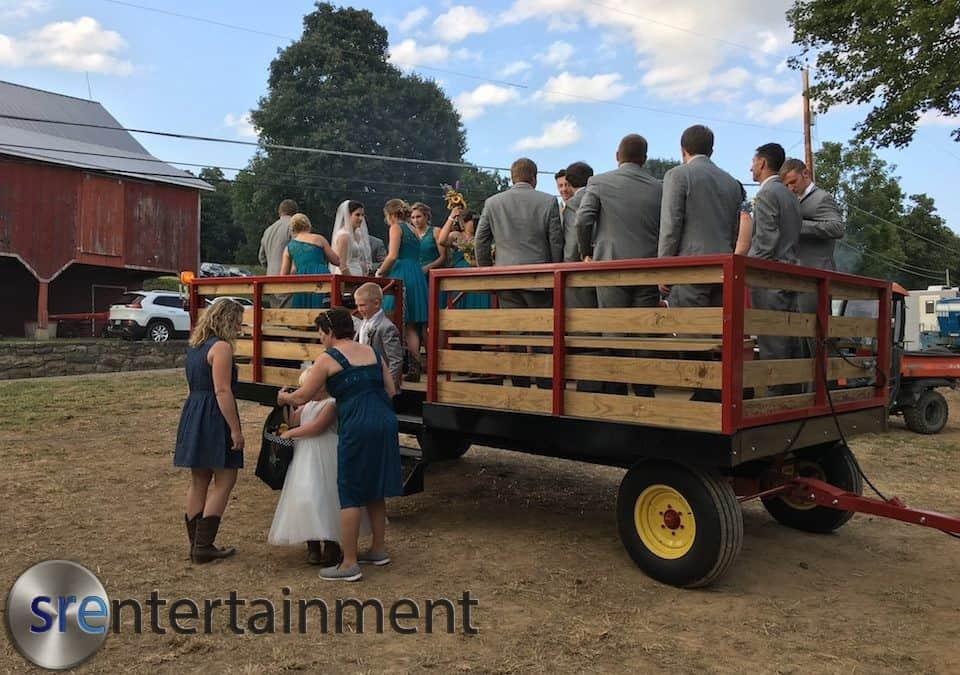 Tyler & Rachael's Wedding 8/26/17